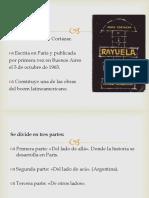 Análisis Rayuela