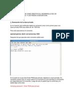 Tutorial Certificado Digital