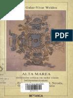 ALTA MAREA Introvisión Crítica de Ocho Voces Latinoamericanas