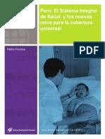 Estudio UNICO Peru