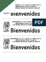 ORDEN DEL DÍA PAPÁS PRIMERA REUNION