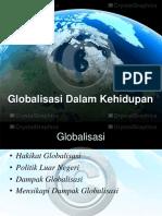 Globalisasi Dalam Kehidupan (SMP)