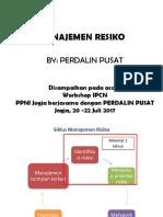 Manajemen Risiko Risk Register