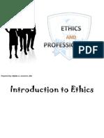 Eth & Prof 1