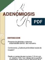ADENOMIOSIS.pptx