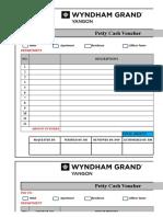 Copy of Original Petty Cash Form- Update