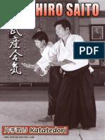 Saito Morihiro - Takemusu Aiki Katatedori