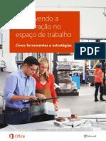 eBook - Promovendo a Colaboração No Espaço de Trabalho (Microsoft)