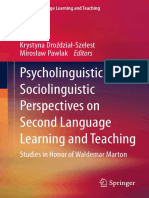 Szelest - Psycholinguistic and Sociolinguistic Perspectives
