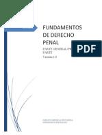 Fundamentos de Derecho Penal v.1.0