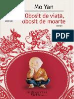 Mo Yan - Obosit de viata,obosit de moarte.pdf