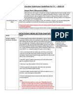 Tax Guideline