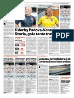 La Gazzetta Dello Sport 01-09-2018 - Serie B - Pag.1