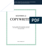 MASTERS of Copywriting 1 ES