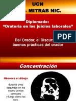 Oratoria en Los Juicios Laborales Nicaraguenses