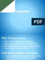 Hadoop Overview