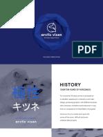 Arctic Vixen Agency Credential Final