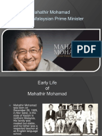 Mahathirmohamadpresentation