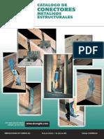 Catalogo de Conectores Metalicos Estructurales