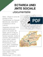 Proiectarea Unei Locuinte Sociale