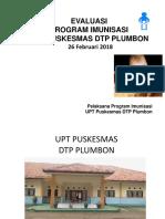 Hasil Imunisasi Plumbon 2017
