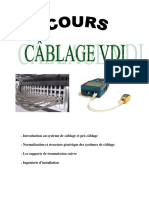 VDI Cours Cablage VDI