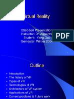 Virtual Reality Demystified