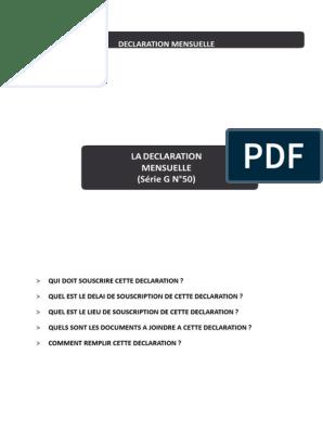 PDF BIS GRATUITEMENT TÉLÉCHARGER G50 FORMULAIRE