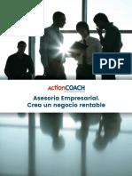 Asesoria Empresarial Crea Un Negocio Rentable Action Coach