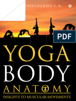 Yoga Body Anatomy - Shashirekha C. K