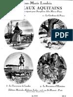 Tableau d'Aquitans 1 Bachelette