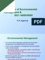 Basics of Environmental Management & ISO 14000_9000