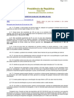 D22626 - Lei Da Usura