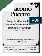 Puccini - Arie da camera e da chiesa per canto e pianoforte.pdf