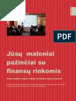 Knyga Susipazinkite su finansu rinkomis.pdf