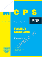 MCPS Family Medicine