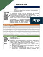 Contexto Del Caso a.r. 152:2013