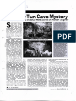 Libert, The Lol-Tun Cave Mystery