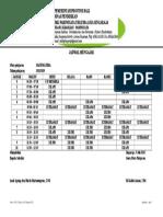 f.03.11 Jadwal Mengajar