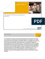 New Features in SAP BW7.3
