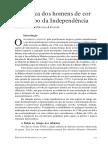 A política dos homens de cor no tempo da independência Ubiratan Castro.pdf