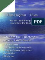 USMLE PP clues