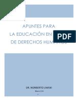 Libro Educación Capitulado Junio 2017