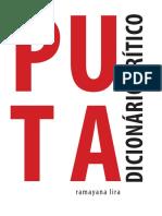 Puta - Dicionário Crítico