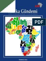 Afrika Gundemi 42