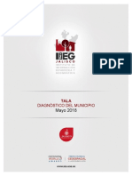 Tala diagnóstico requerido del municipio 2018