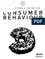 Consumer Behaviour by Zubin Sethna, Jim Blythe