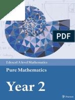 Pure maths 2