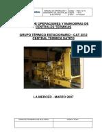 Manual de Operaciòn C.T. SATIPO