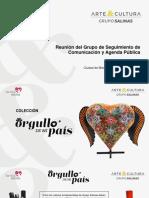 A&C Presentación Colección ODMP 30Ago2018
